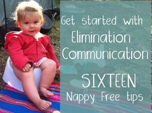 Elimination Communication Nappyfree Baby