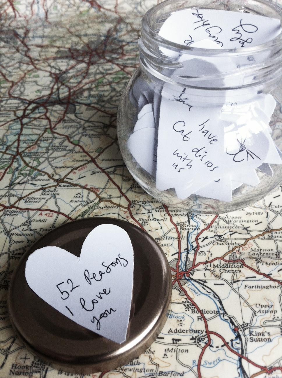 52 reasons valentines craft