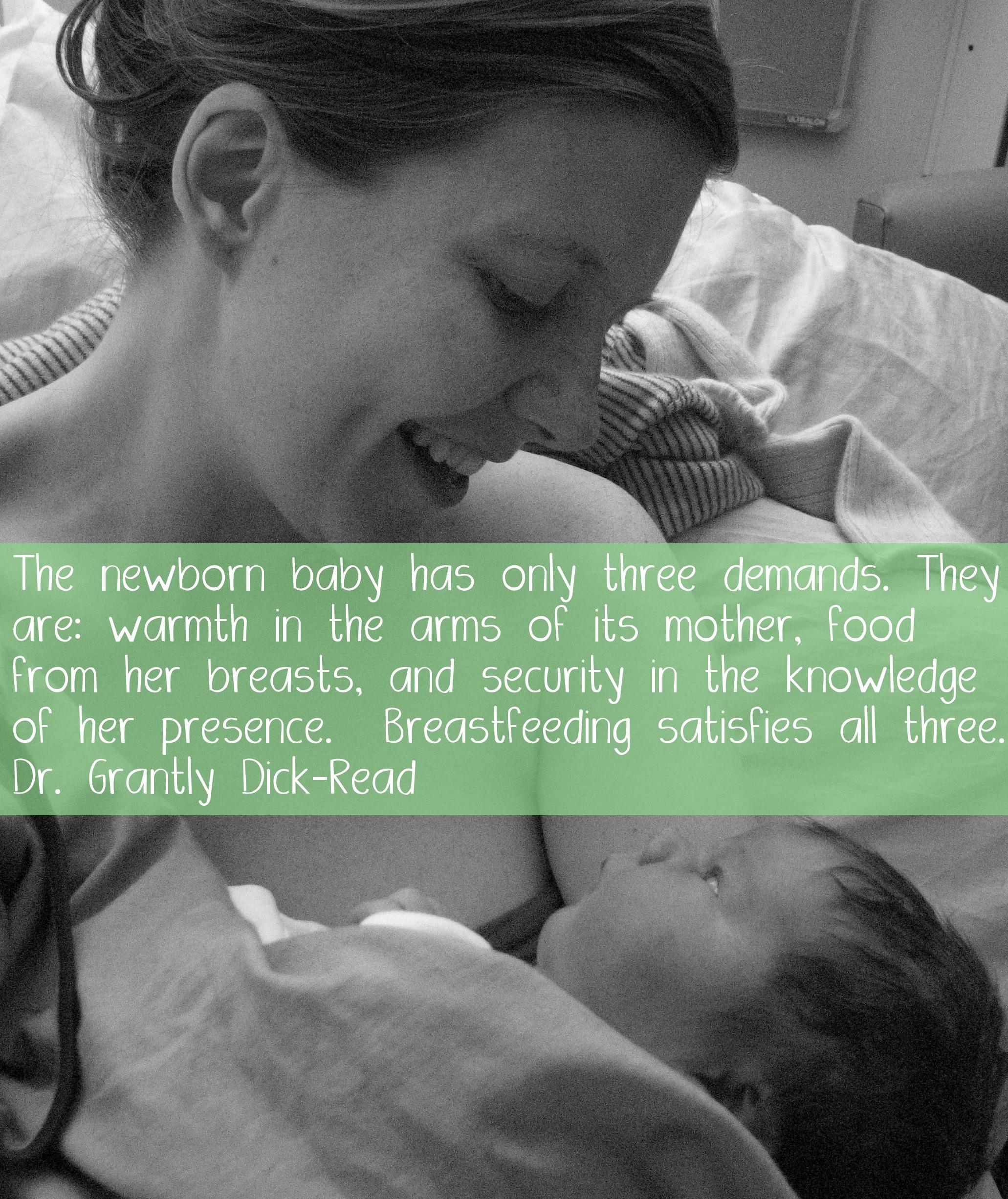 breastfeeding quote