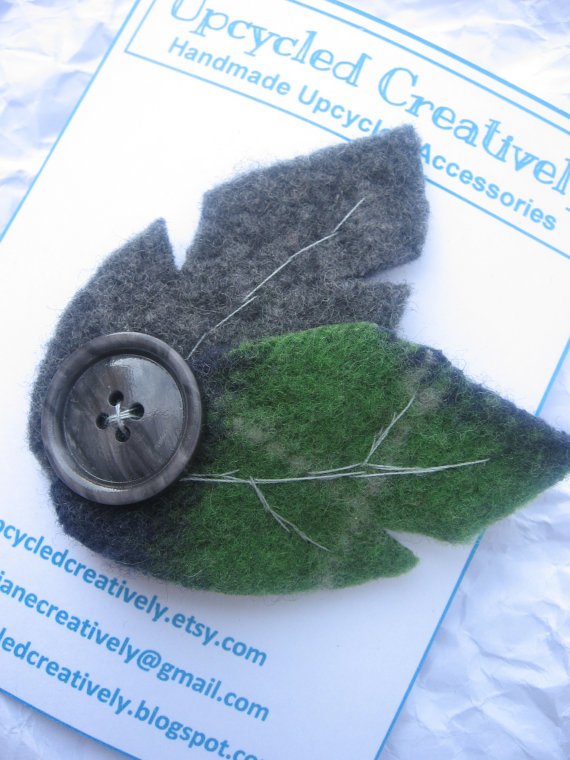 eco brooch