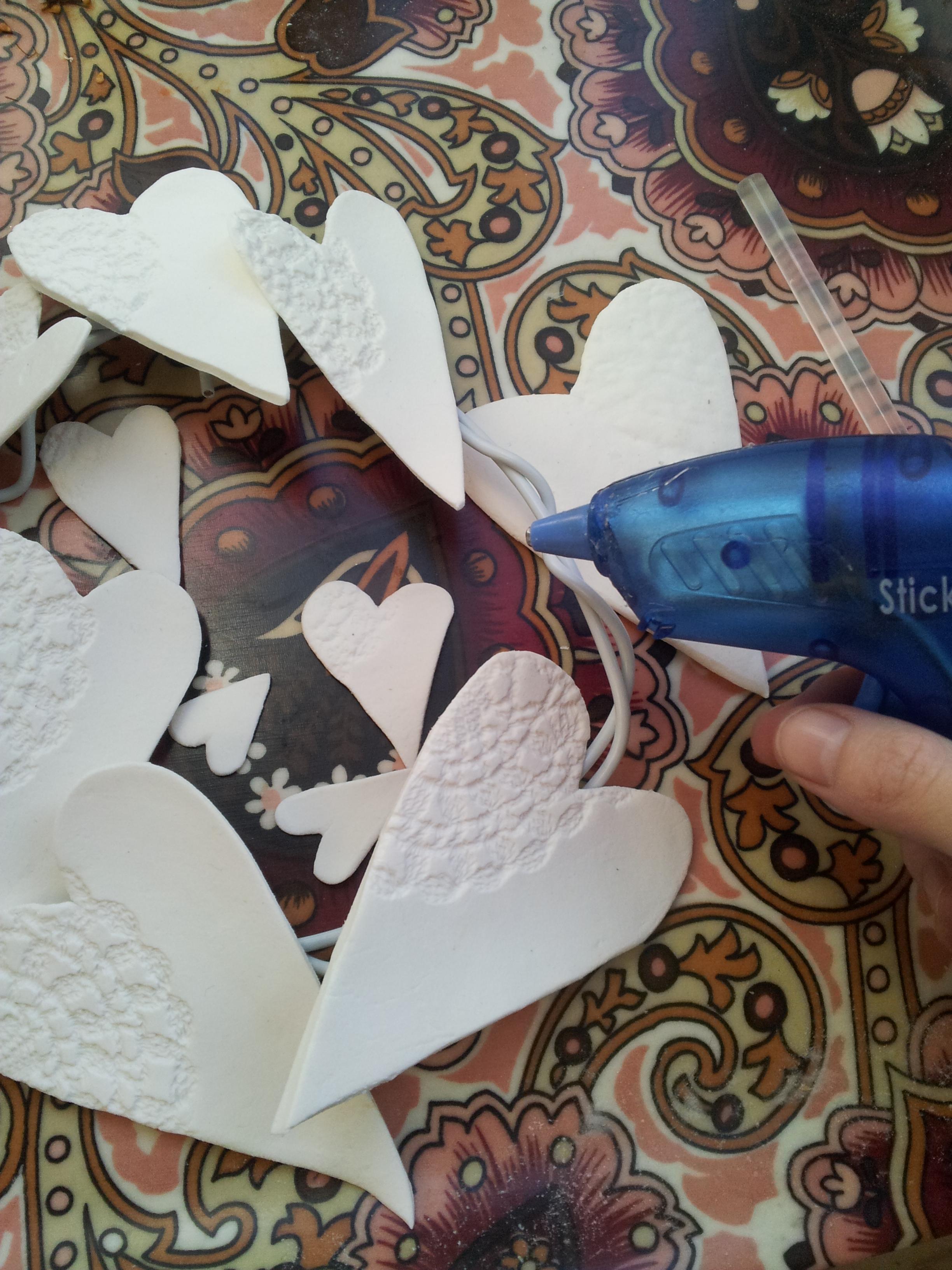 hearts glue
