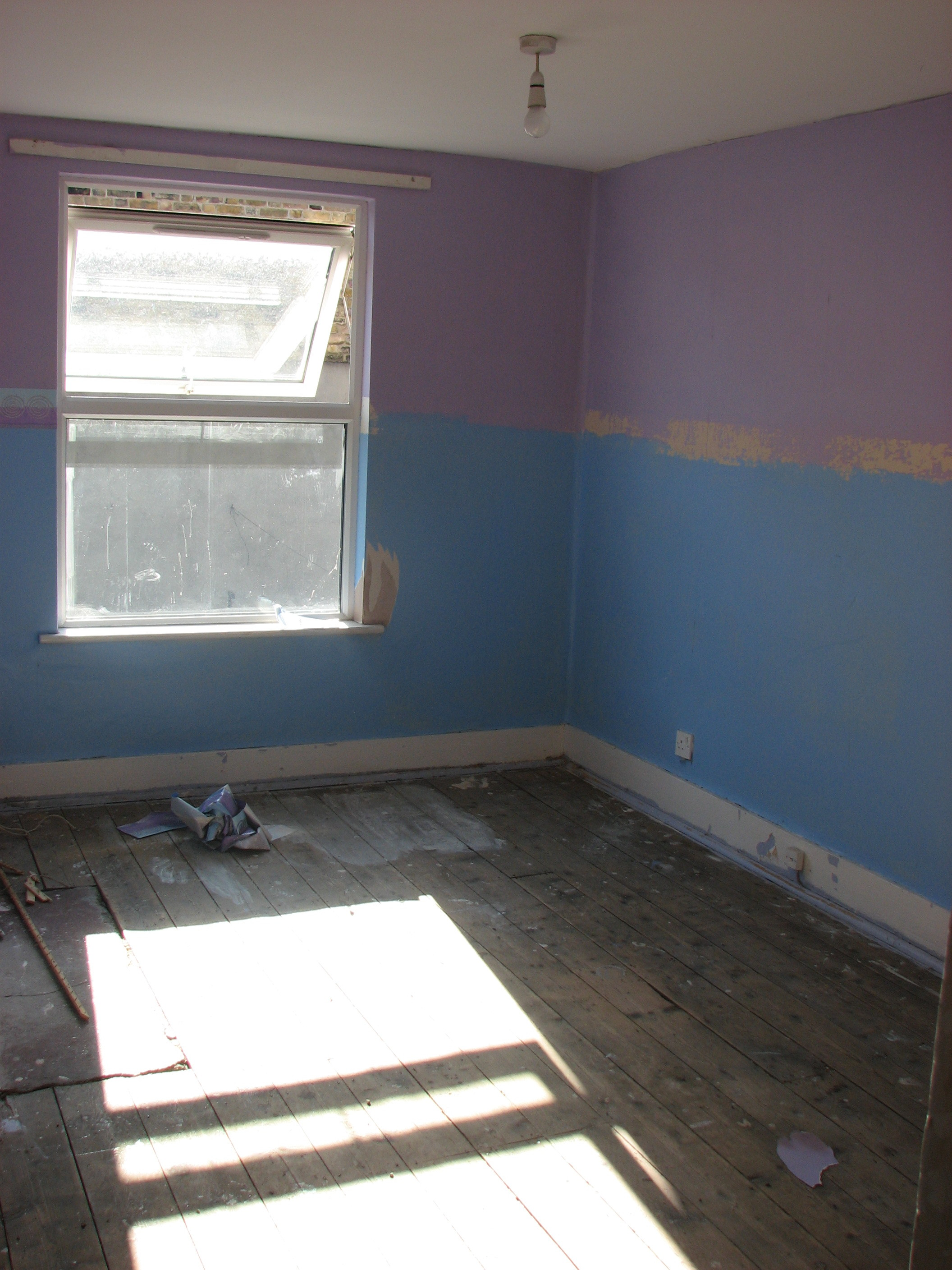 Before Spare Room
