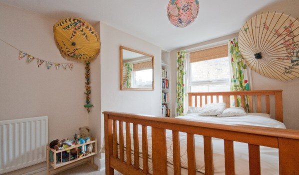 Recycle Home - spare room makeover