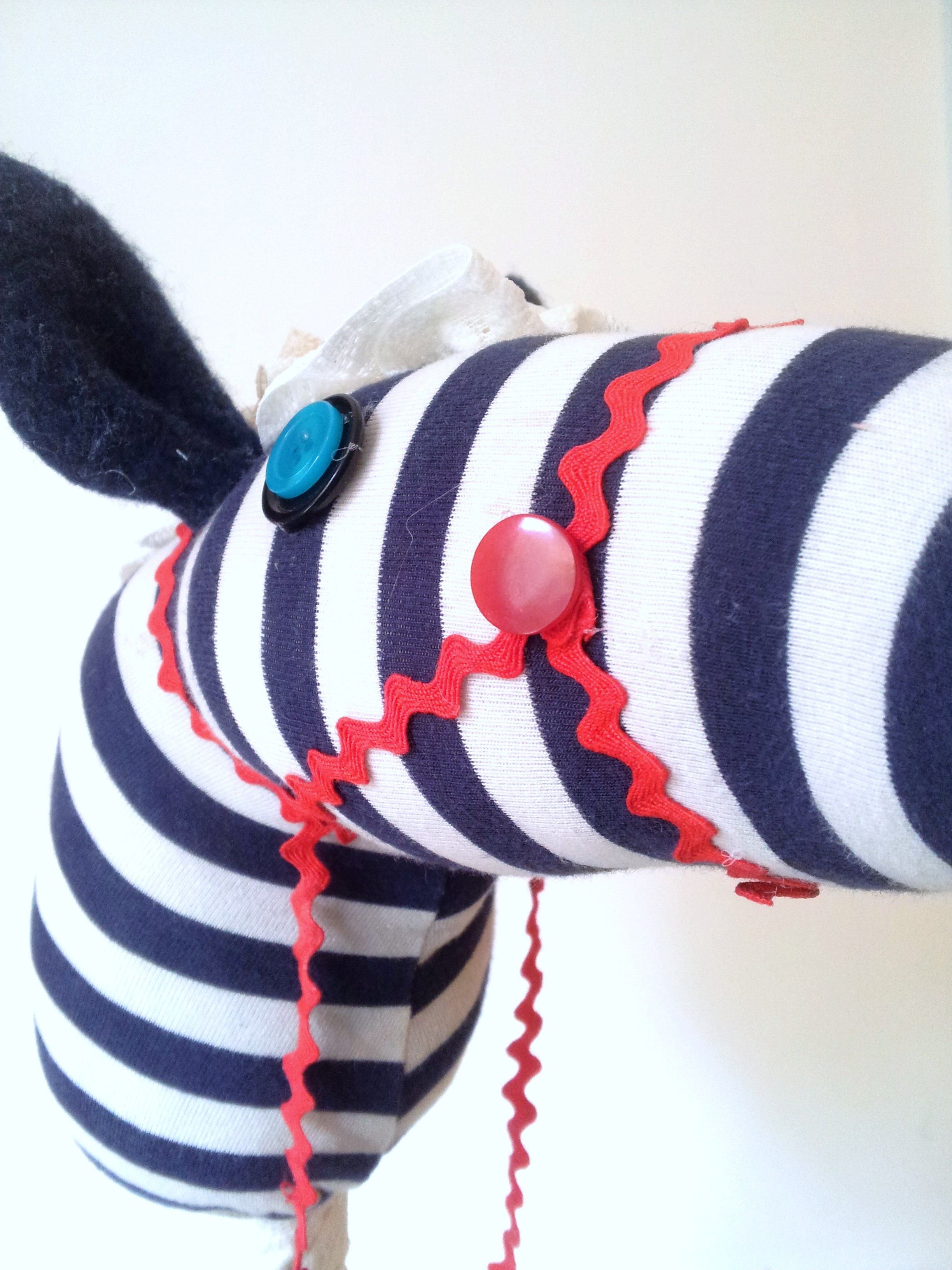 Recycled Hobby Horse Craft