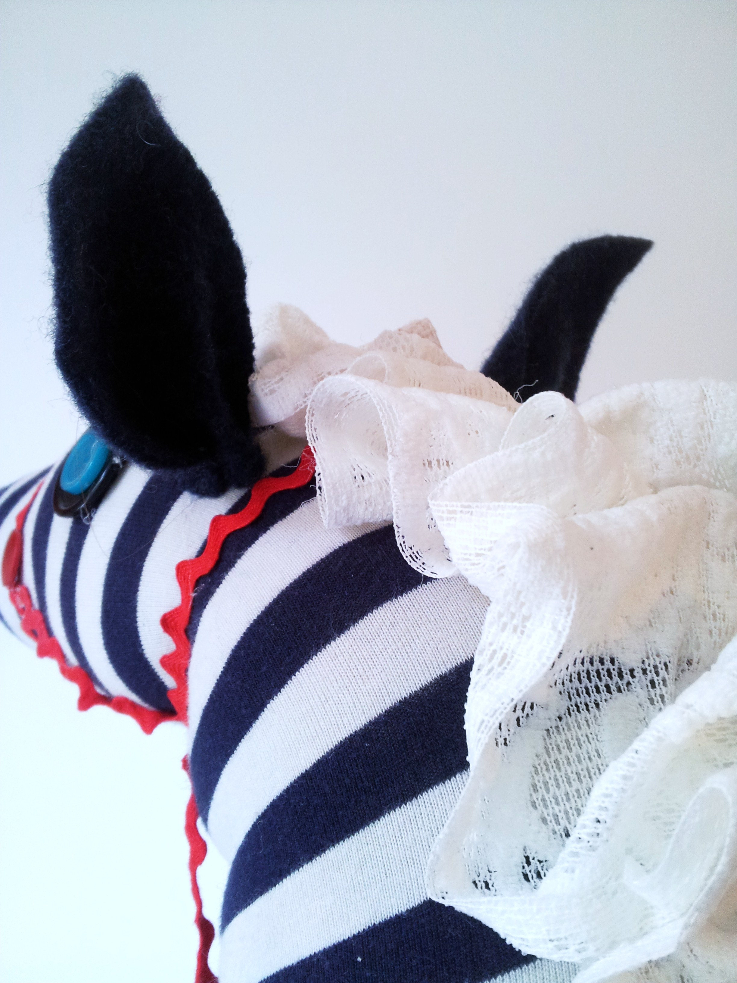Recycled Hobby Horse Tutorial