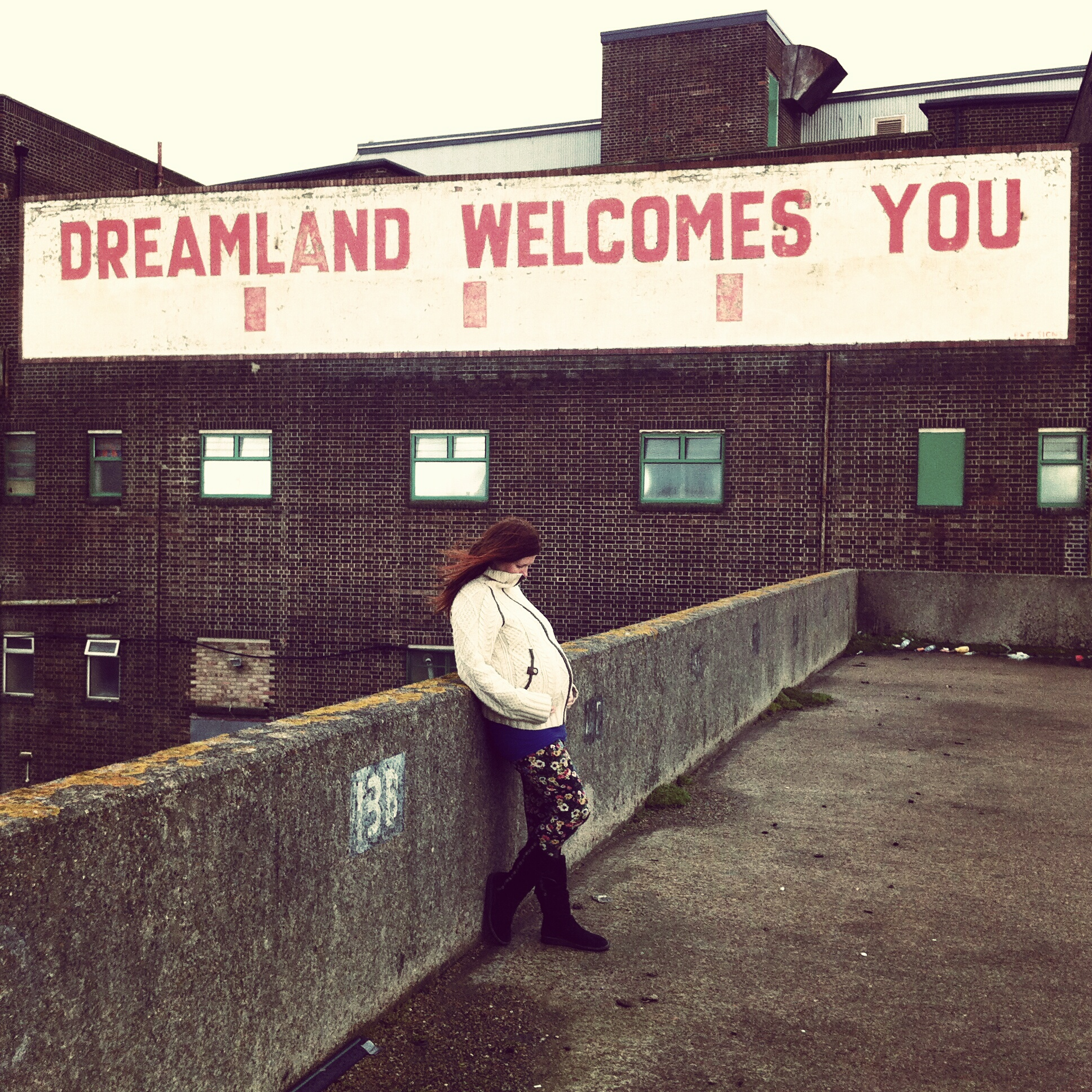 Welcome to dreamland baby