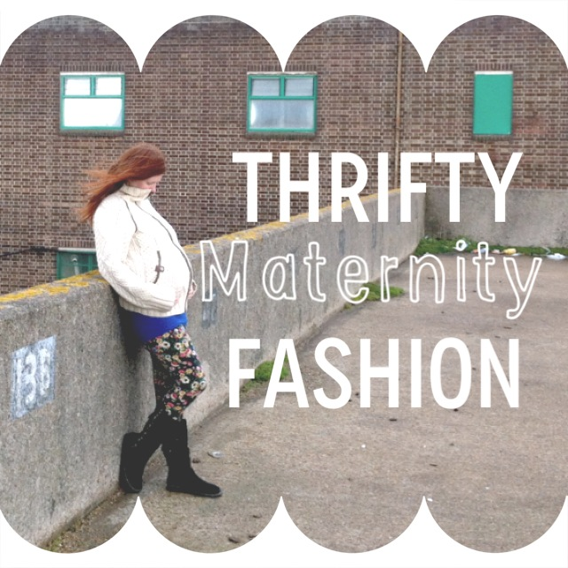 Thrifty Maternity Fashion: 10 money saving tips