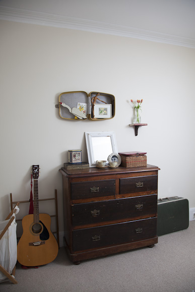 Recycled home- bedroom makeover