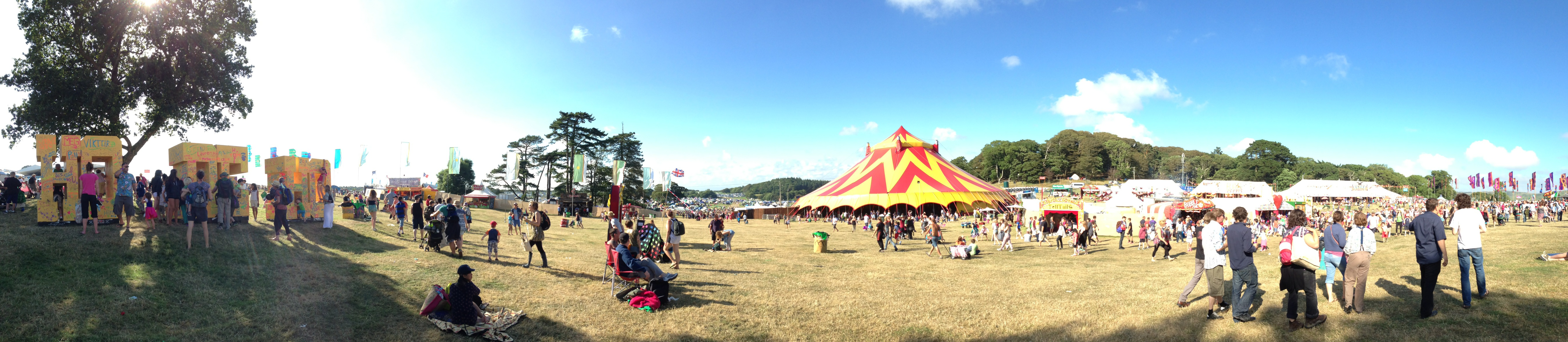 Camp Bestival Family Festival