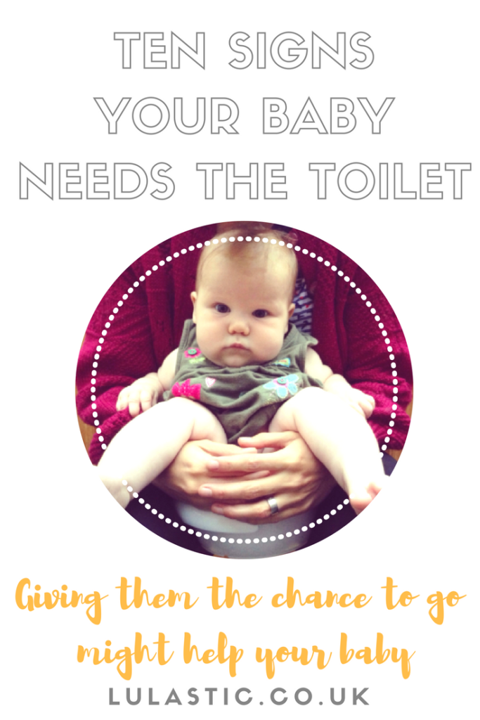 ten signs your baby needs to to to the toilet