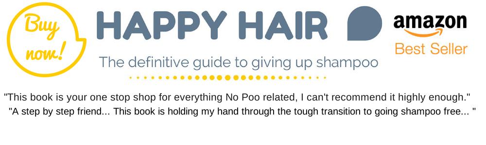 Happy Hair No Poo Book