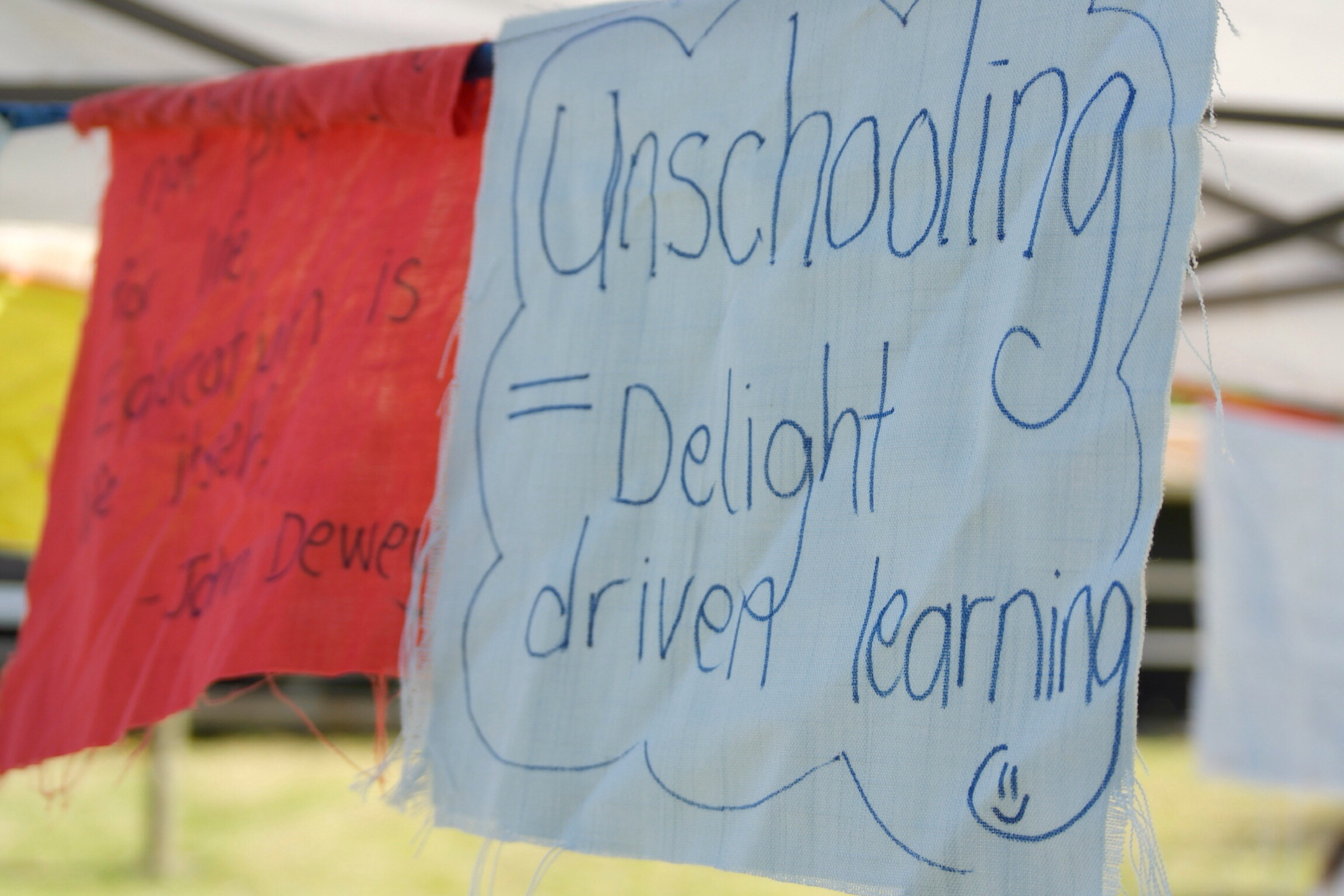 Unschooling - delight driven learning
