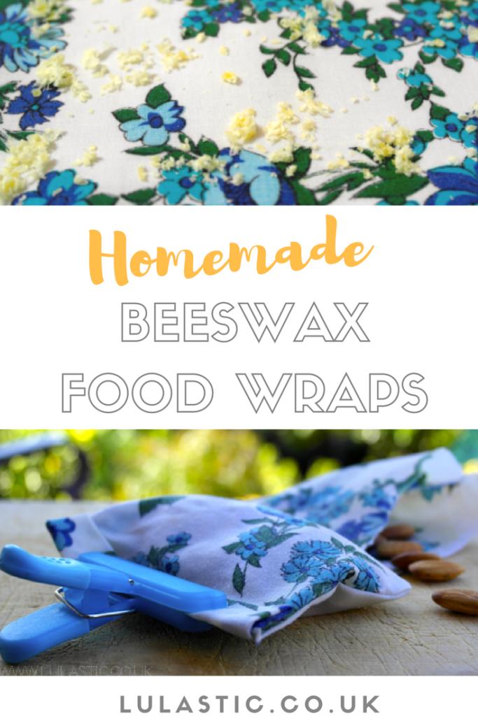 beeswax wraps homemade food wrap