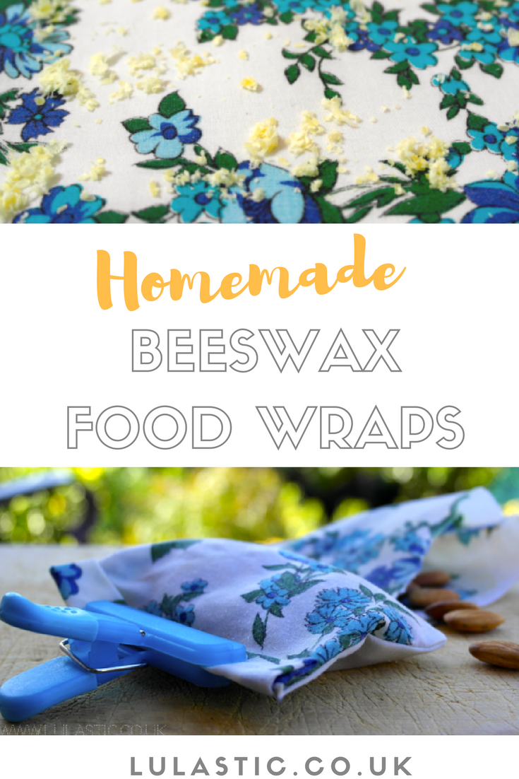 beeswax wraps homemade food wrap