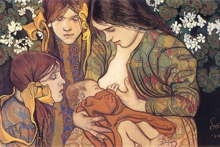 5 images that normalise breastfeeding
