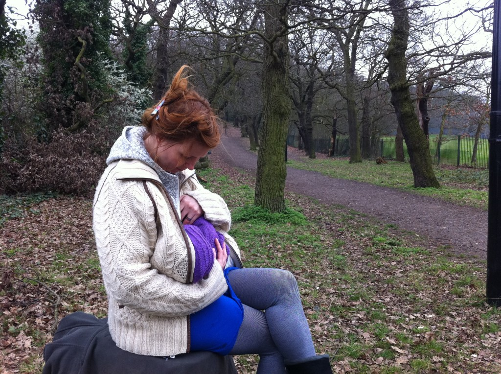 Breastfeeding Ramona