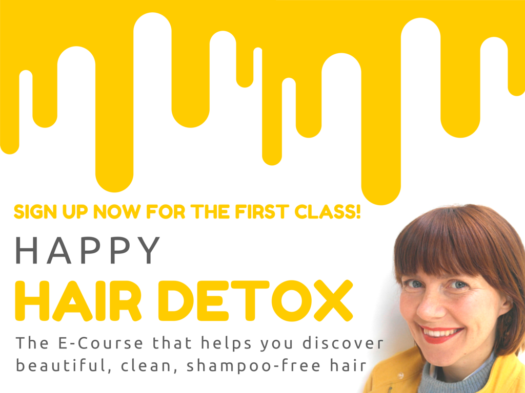 Happy Hair No Poo Ecourse