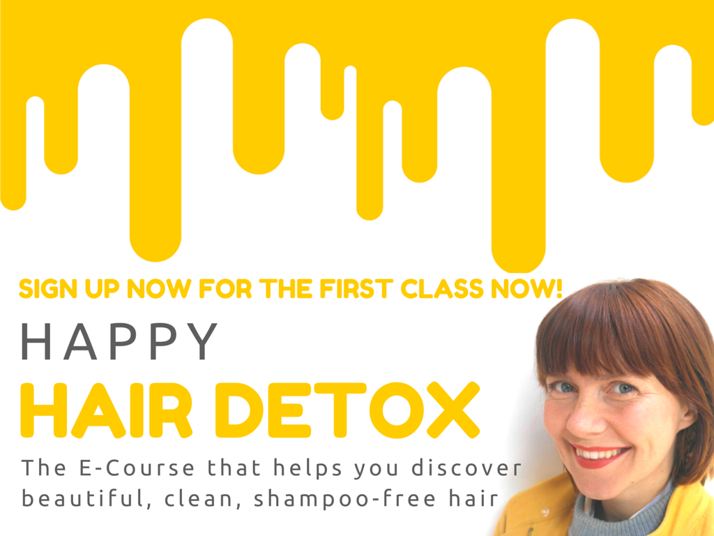 Happy Hair Detox - No Poo E-Course