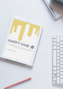Happy Hair Give up shampoo ebook