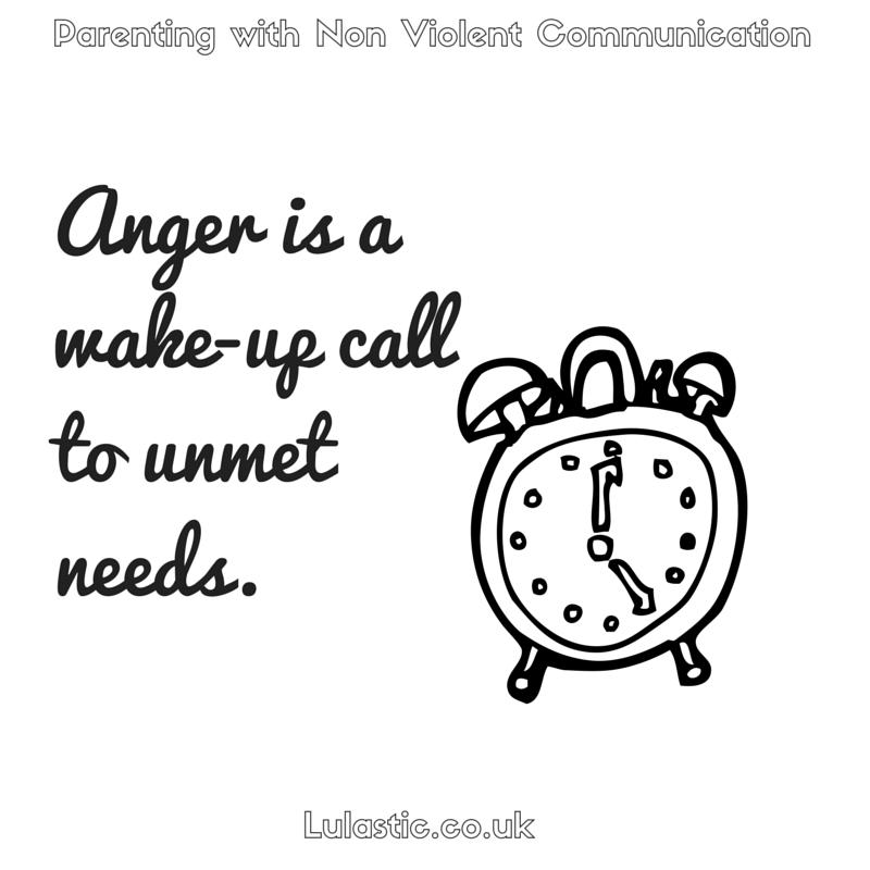 Non Violent communication in parenting