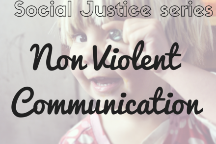 Non Violent COmmunication for parenting