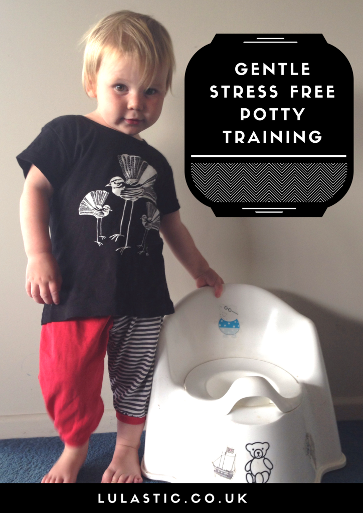 Elimination communication is stress free potty training!