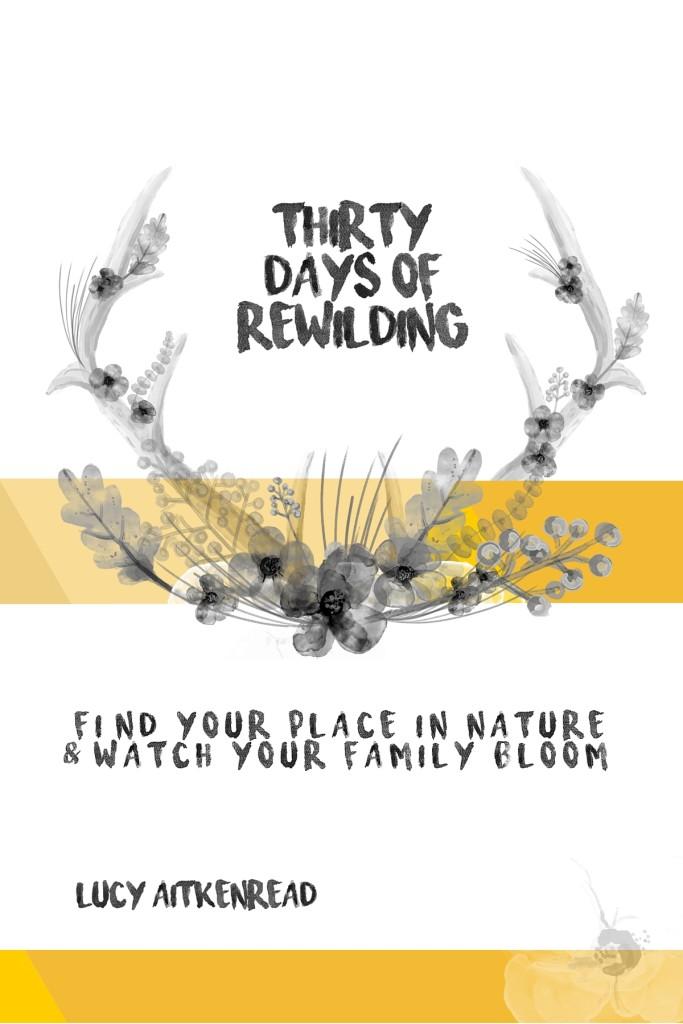 30 days of rewilding book