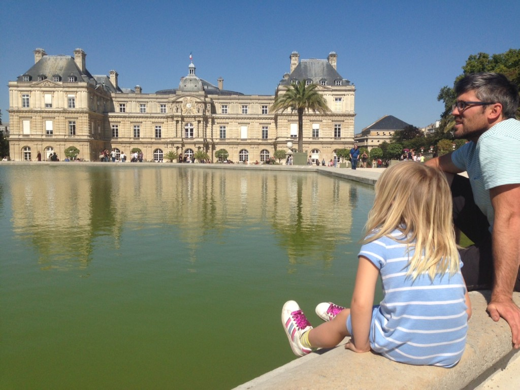 Paris with kids - everything you need to know