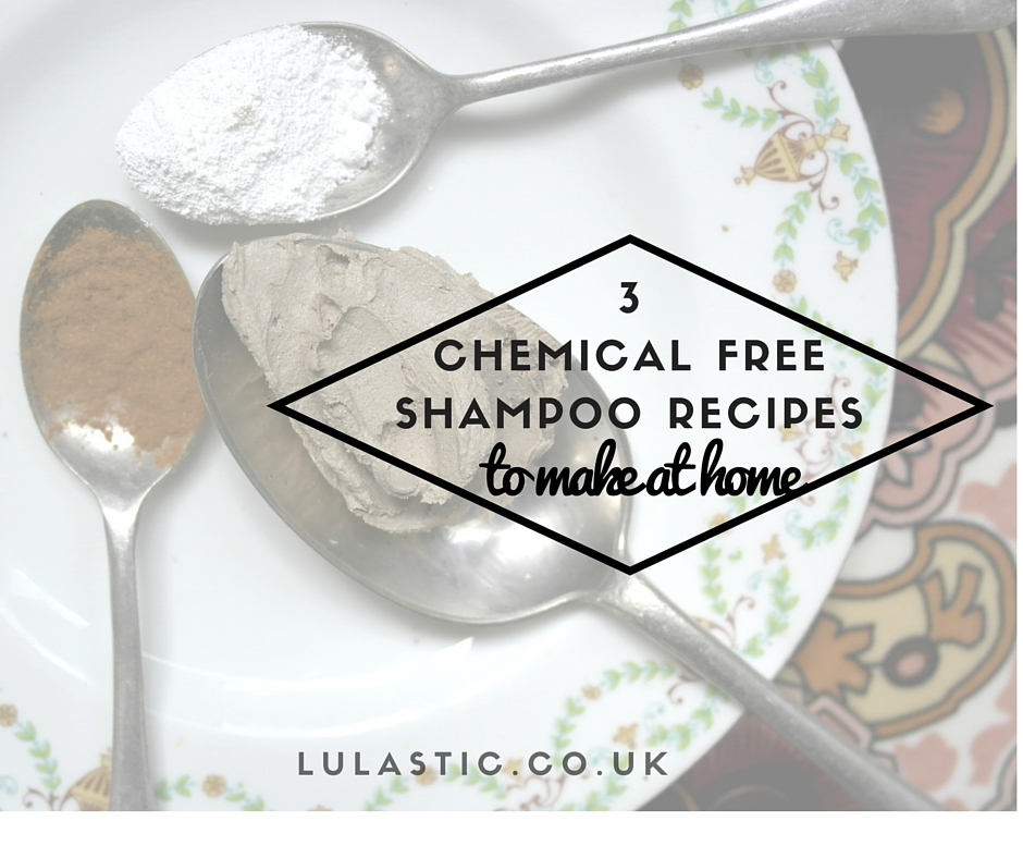 No Poo Shampoo recipes to try at home