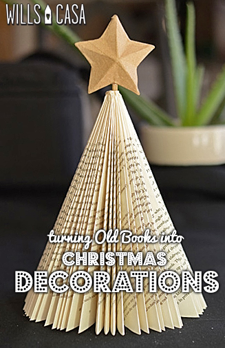 Recyled and Handmade Christmas Decorations to make