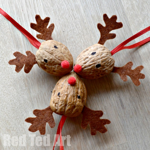 Heaps of amazing Christmas Decorations to make!