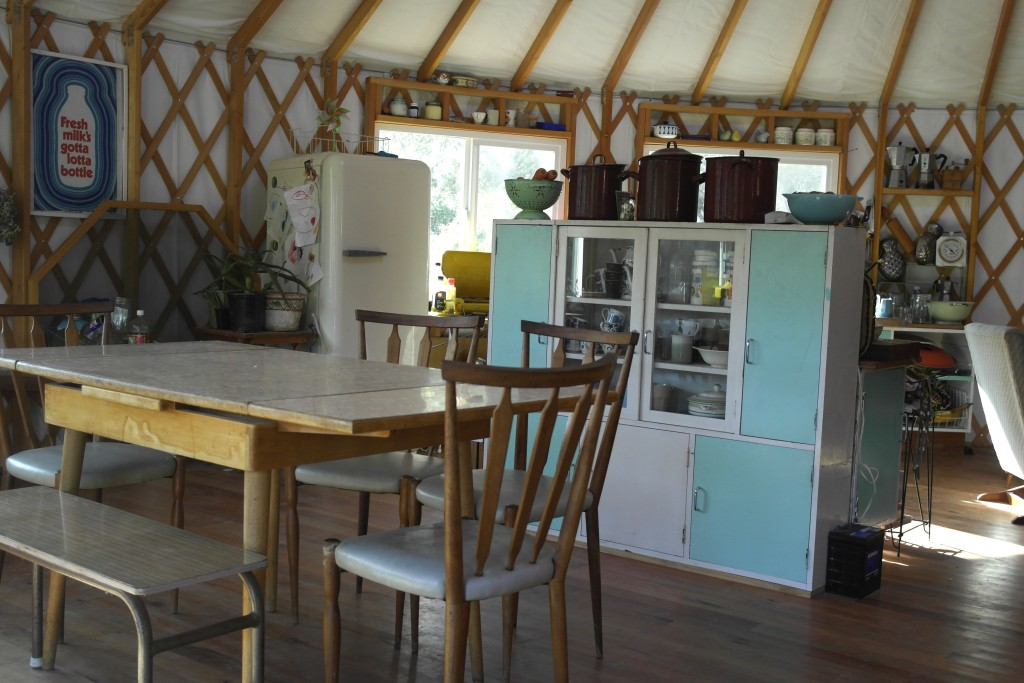 Yurt Living / How to live in a yurt.