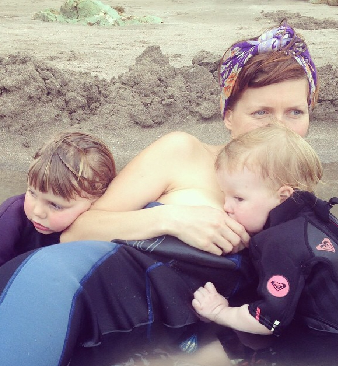 Six Weird and Wonderful, Evidence-Based Facts about Breastfeeding