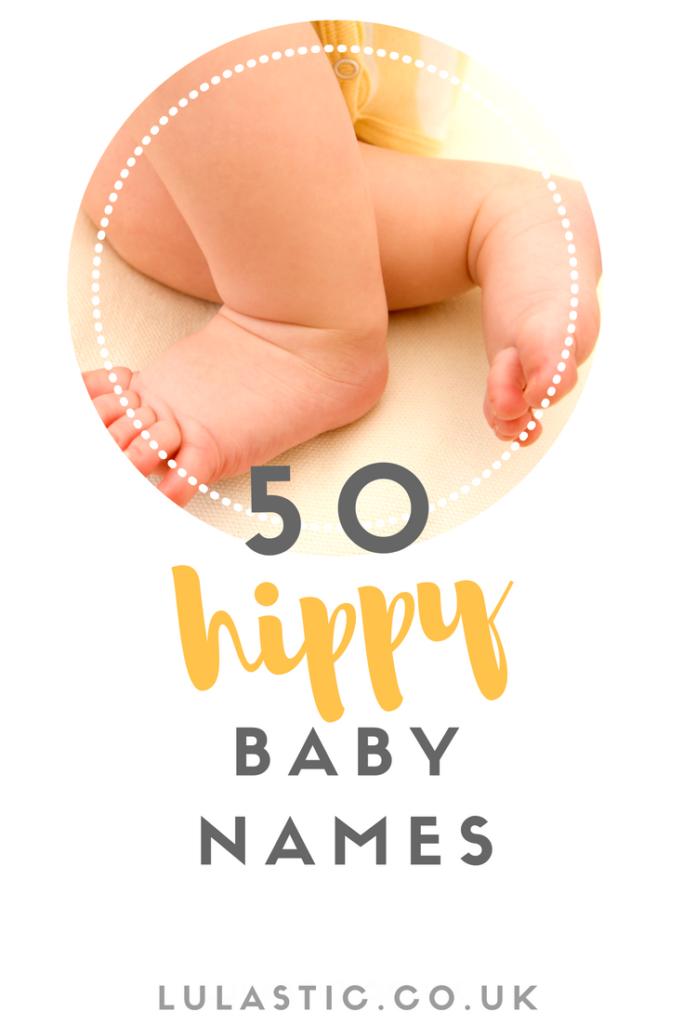 Hippie baby Names