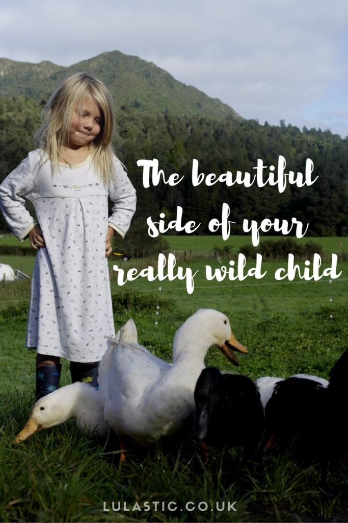 the beautiful side of your spirited child