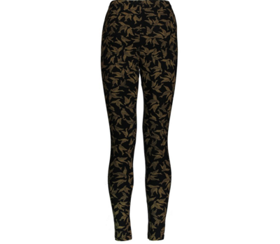 bird print leggings ethical gift guide