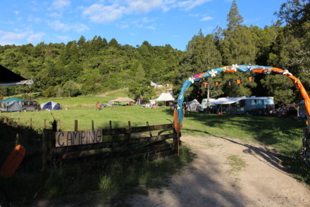 off grid unschooling camp New Zealand