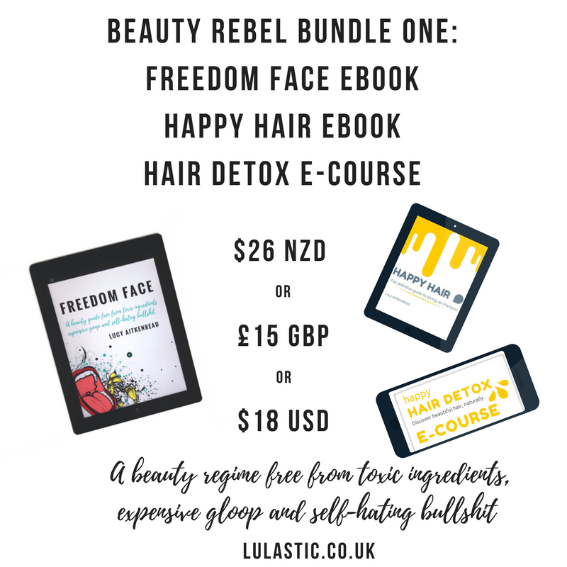 Beauty Rebel Bundle