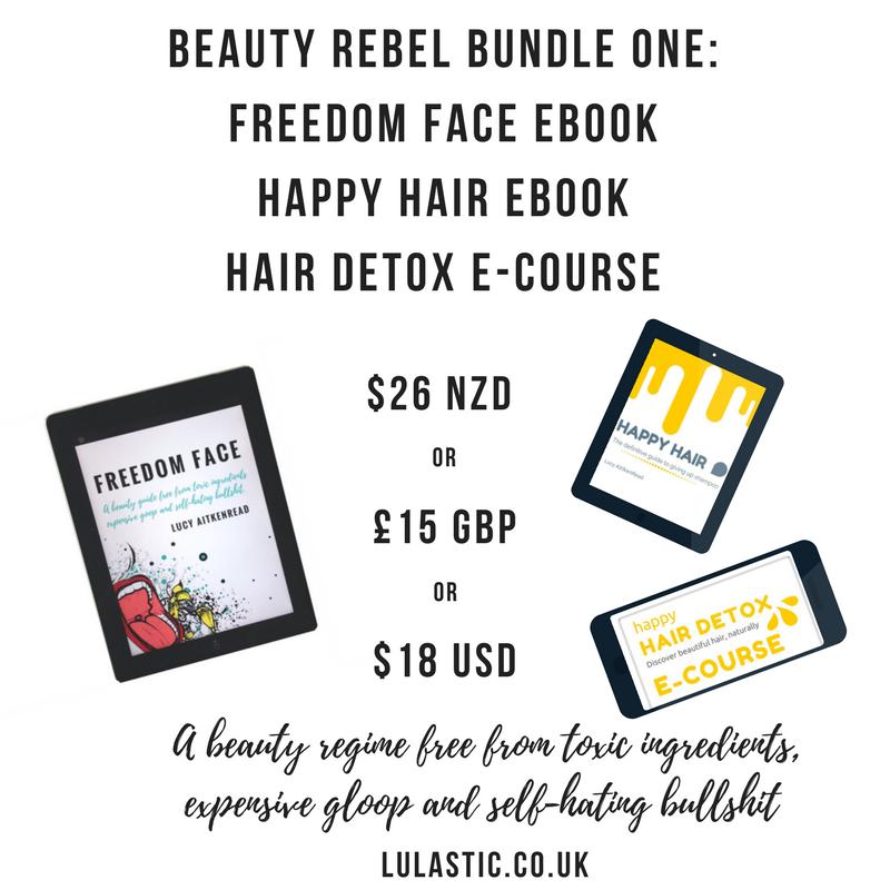 Beauty Rebel Bundle