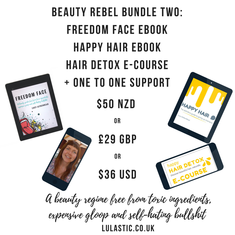 Beauty Rebel Bundle Two