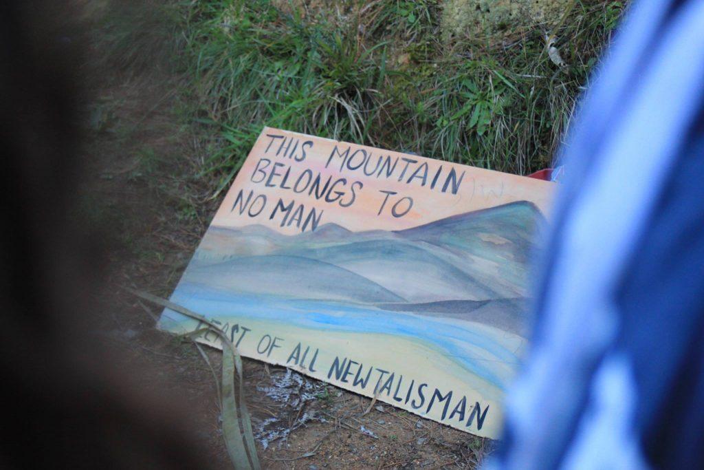 karangahake conservation land from mining