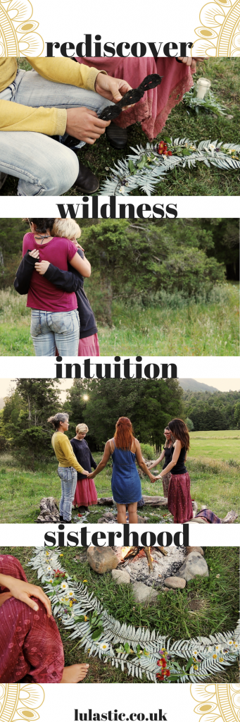 Do you need a sacred space to gather with the sisterhood to rediscover your intuition?