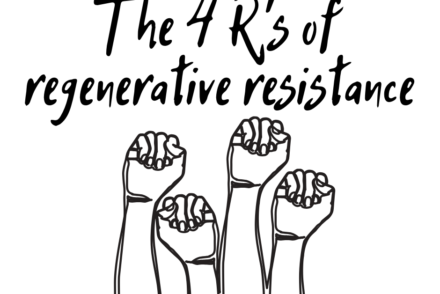 The 4 R's of Regenerative Resistance